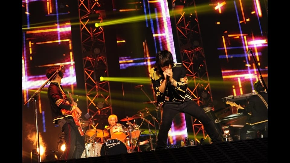 flumpool/flumpool 5th Anniversary Special Live「For our 1,826 days & your 43,824 hours」at 日本武道館