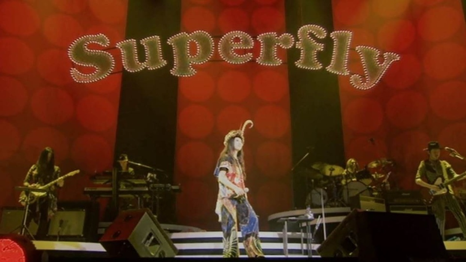 "Superfly/Superfly Arena Tour 2016 ""Into The Circle!"""