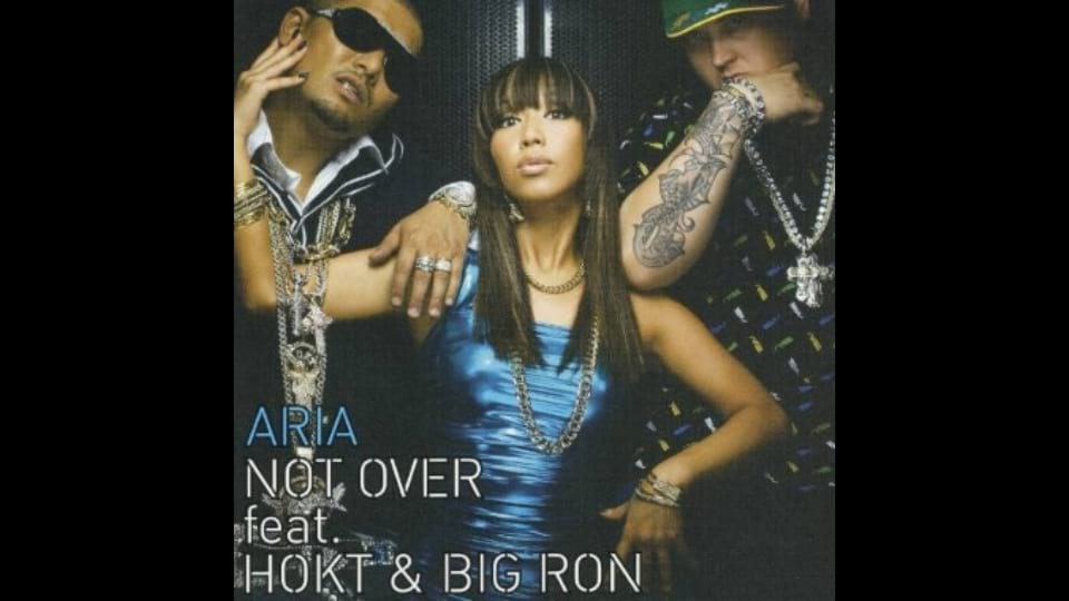 NOT OVER feat.HOKT & BIG RON