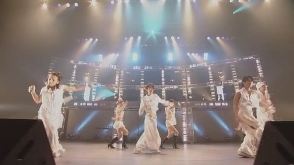 AAA/AAA TOUR 2008 -ATTACK ALL AROUND-at NHK HALL on 4th of April