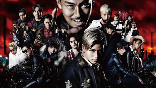 『HiGH&LOW THE MOVIE 2』公開記念!8月1日から『HiGH&LOW THE MOVIE』配信!