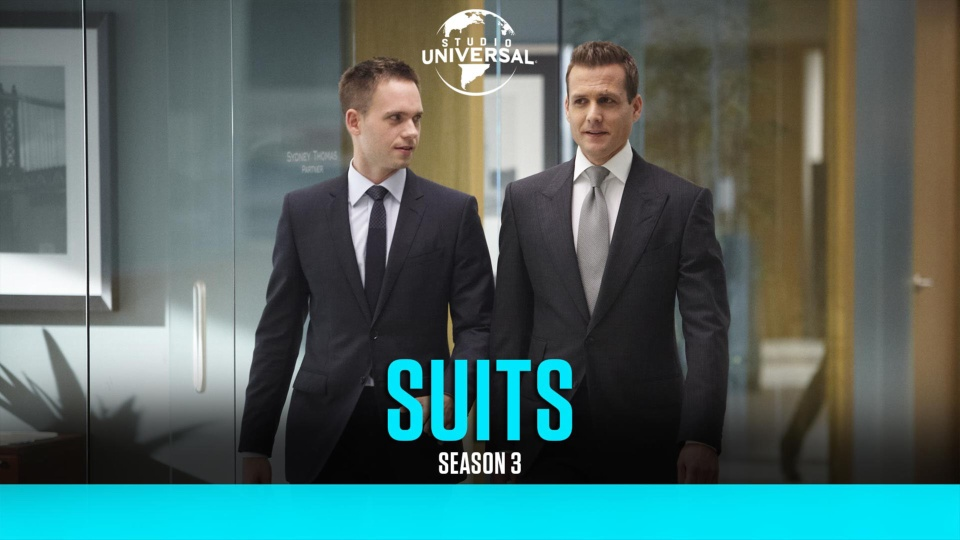 SUITS/スーツ シーズン3